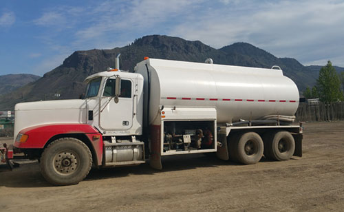 Kamloops Water Haul Ltd.